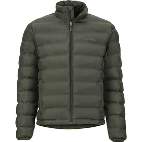 Marmot Alassian Featherless Jacket Herre rosin green